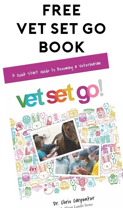 FREE Vet Set Go! Book (Story Submission Required)