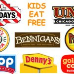 Kids Eat Free Page – Updated for 2016