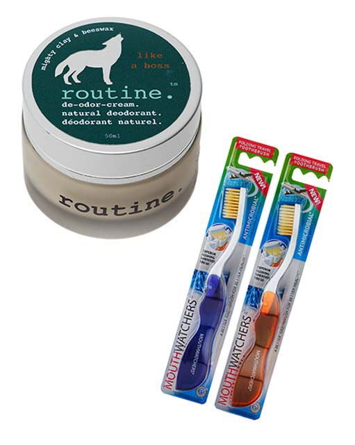 TODAY (3/2) ONLY: FREE Boss Natural Deodorant & Travel Toothbrushes At 1PM EST & 3PM EST On Facebook