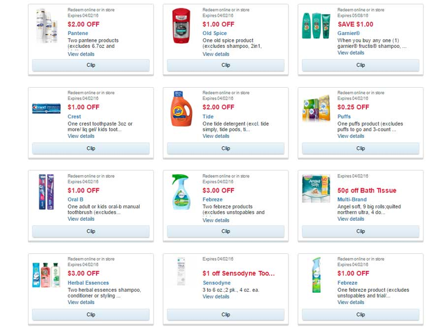 Walgreens Paperless Online Coupons