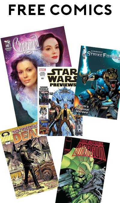 32 FREE Digital Comics From Google Play