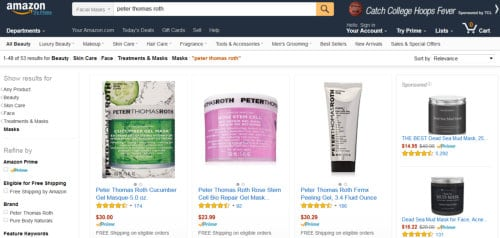 Amazon - where to find the best beauty discounts