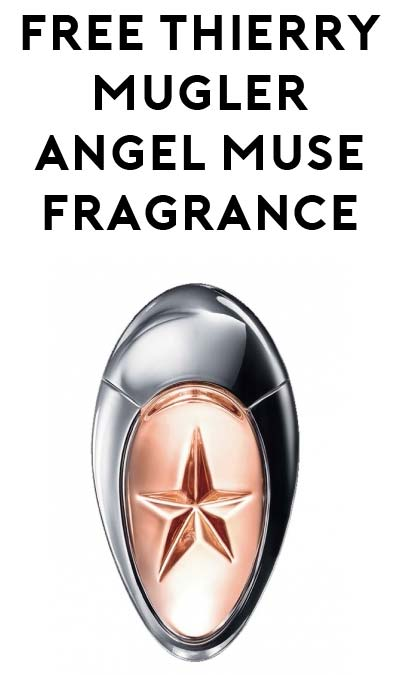 FREE New Thierry Mugler Angel Muse Fragrance Sample