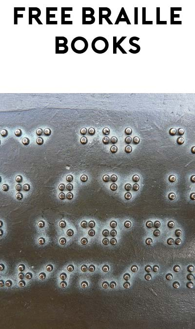 FREE Braille Books Program