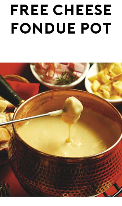free cheese fondue at the melting pot april 11th through april 14th yo free sles
