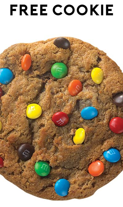 FREE Great American Cookie On Tax Day April 15th