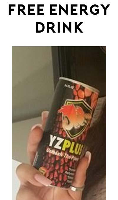 FREE YZPLUS Energy Drink