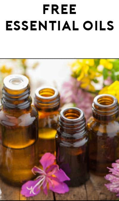 FREE Plantsweetness Essential Oils