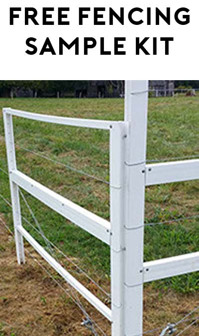 FREE Plastic Innovation Fencing Sample Kit For Farmers/Fencers