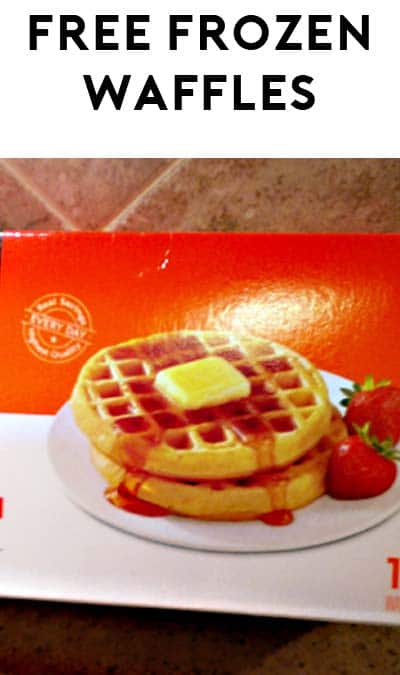 TODAY ONLY: FREE Essential Everyday Frozen Waffles At Farm Fresh, Hornbachers, Shop 'N Save, Shoppers & Cub Stores