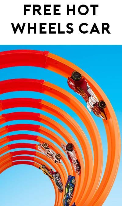 FREE Hot Wheels Collectible Car At Toys R Us April 23rd