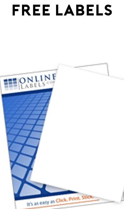 FREE Label Samples From OnlineLabels.com