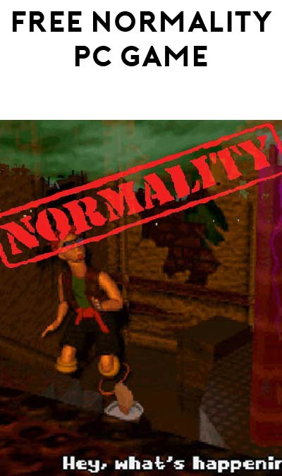 FREE Normality PC Game (Steam Software & Facebook Or Twitter Required)
