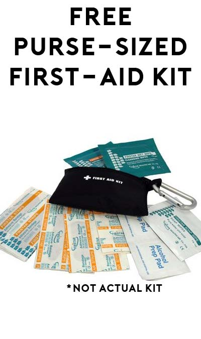 FREE Purse-Size First Aid Kit from Hi-Desert Medical Center