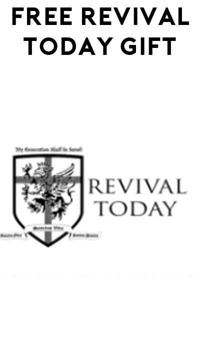 FREE Revival Today Gift