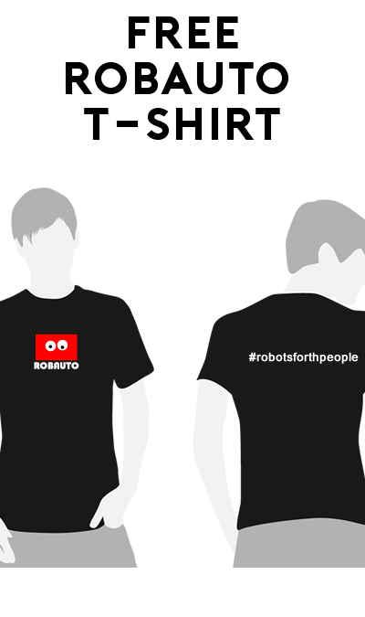 FREE Robauto T-Shirt Waiting List