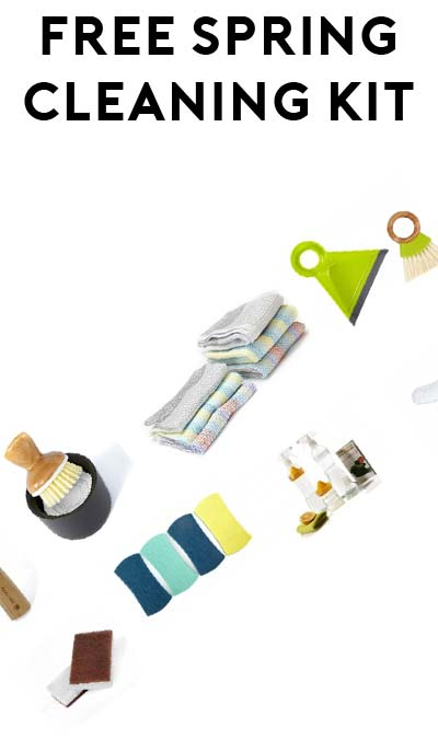 FREE Spring Cleaning Party Kit (Apply To Host Party With Tryazon)