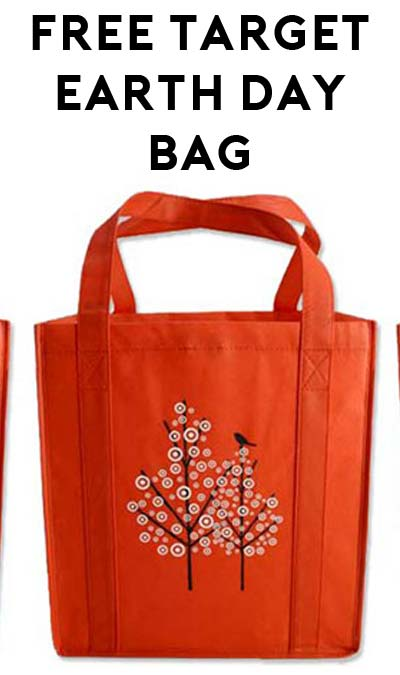 FREE Earth Day Bag At Target