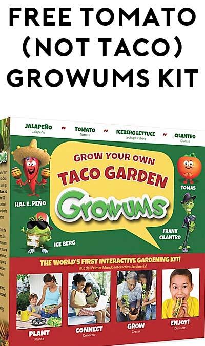 FREE Tomato Plant Kit At K-Mart Saturday April 16th