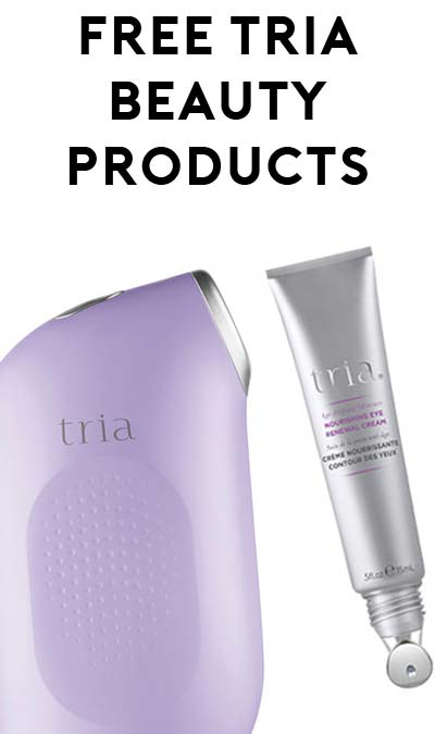 FREE Tria Beauty Age-Defying Eye Wrinkle Correcting Laser & Nourishing Eye Renewal Cream (Apply To Host Party)