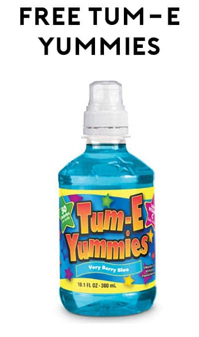 TODAY ONLY: FREE Tum-E Yummies At Kroger, Fry's, Ralphs, Dillons & Others