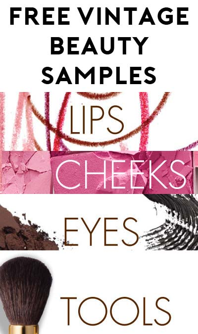 FREE Jessica Liebeskind's Vintage Collection Beauty Samples (Facebook Required)