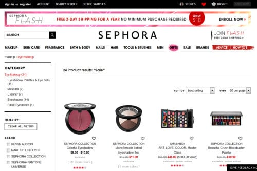 Sephora - where to find the best beauty discounts