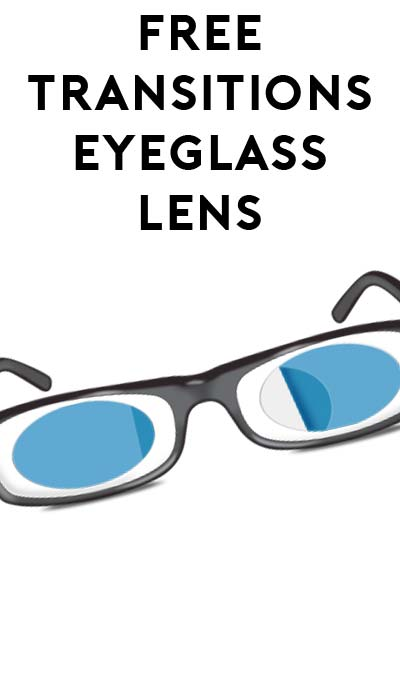 FREE Pair of Transitions Adaptive Eyeglass Lens Decals [Verified Received By Mail]