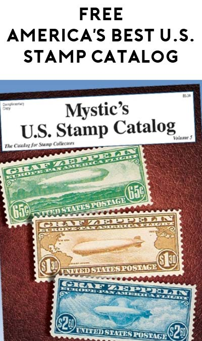 FREE America's Best US Postage Stamp Catalog