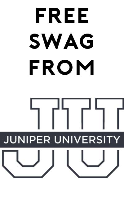 FREE Juniper University Swag (Company Name Required)