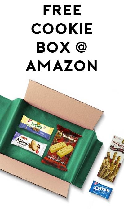 5-12 FREE Cookies In Cookie Sample Box After Rebate On Amazon (Free Shipping For Prime)
