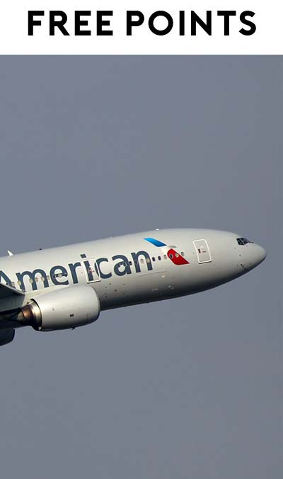 700 FREE American Airlines AAdvantage Miles (Facebook or Twitter Required For Full Points)