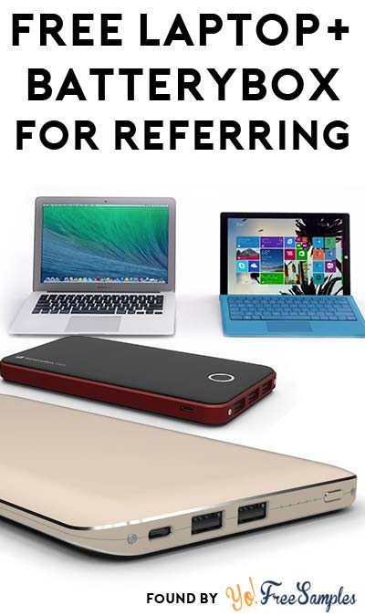 Win A FREE BatteryBox Mini, BatteryBox Slim Or New Laptop For Referring Friends
