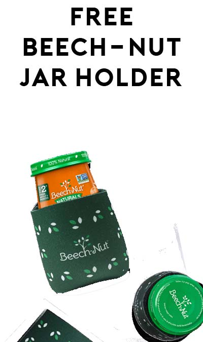 FREE Beech Nut Jar Bumper Holder