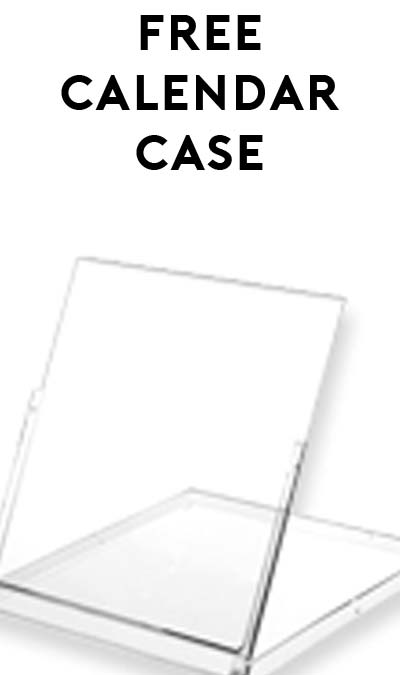 FREE 4×6, CD, Business Card & Other Calendar Cases