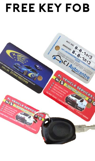 FREE Key Fobs From Chunky Monkey Promotional Products