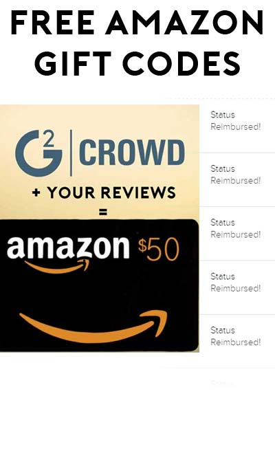 FREE $25+ In Amazon Gift Cards For Reviewing Software From G2 Crowd (LinkedIn Required) [Verified Received]
