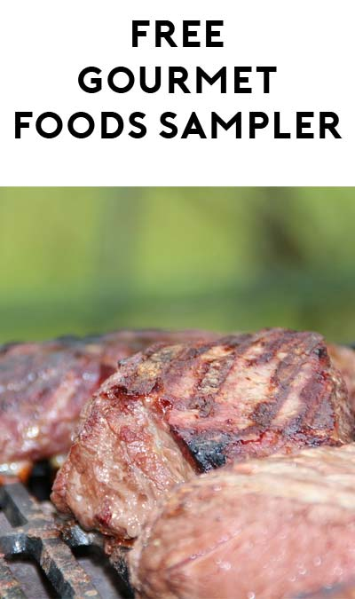 FREE Gourmet All-Natural Chicken, Pork, Beef And Steak Burgers Food Sampler (MD, DE, DC, VA & PA Only)