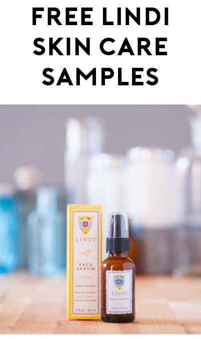 FREE Lindi Skin Care Samples (Email Required)