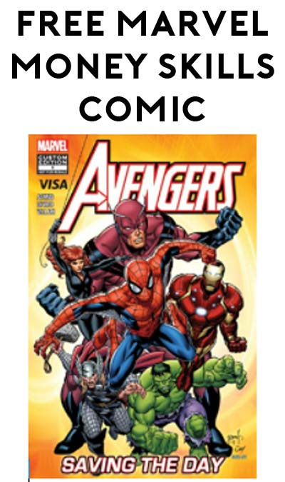 Back In Stock: FREE Marvels Guardians of the Galaxy & Avengers Saving the Day Comic Book (Money Advice) [Verified Received By Mail]