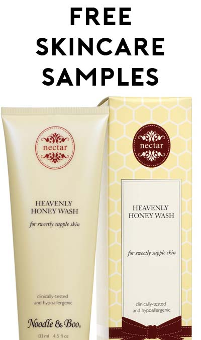 FREE Noodle & Boo Heavenly Skin Care Samples [Verified Received By Mail]