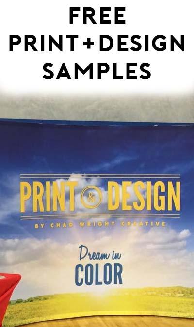 FREE CWC Print Design Work Samples