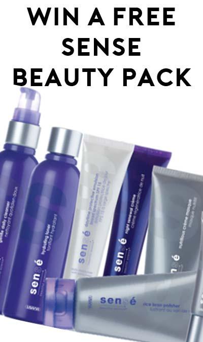 Win A FREE Dr. Oz USANA Sensé Beauty Products Prize Pack