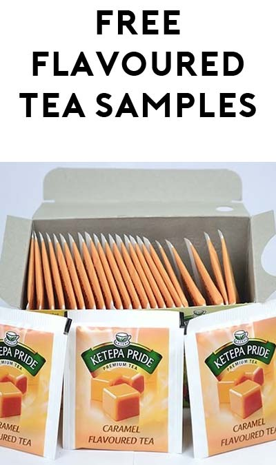 7 FREE Tea Samples From Ajuvo World Market (Free Shipping) [Verified Received By Mail]