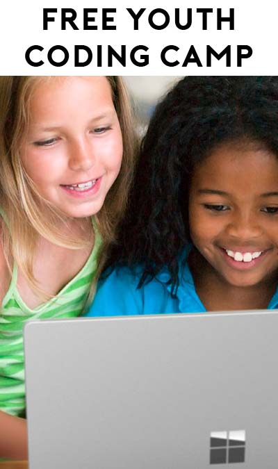 FREE Microsoft Kids Summer Camps