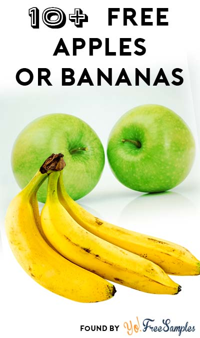10+ FREE Apples, Bananas Or Anything Under $5 For New Checkout 51 Users