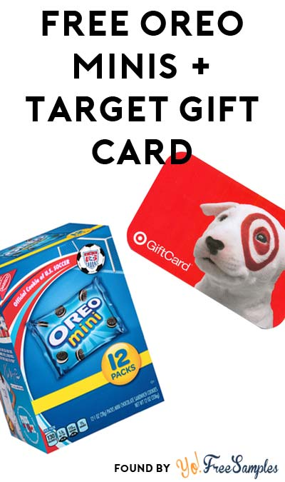 FREE Oreo Mini Cookies, Target Gift Card & More (Apply To Host Party)