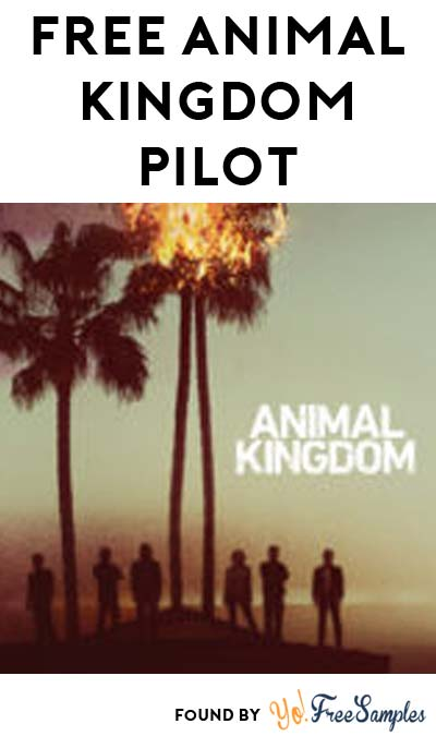 FREE Animal Kingdom Pilot Episode HD On iTunes, Amazon Instant Video, Google Play, Vudu & PlayStation