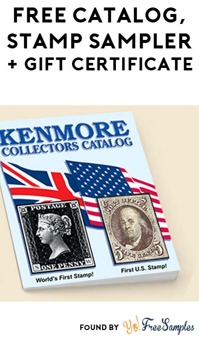 FREE Catalog, Stamp Sampler & $5 Gift Certificate [Verified Received By Mail]
