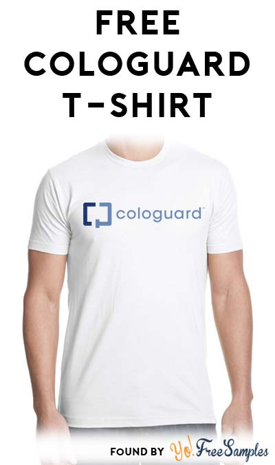 FREE Cologuard T-Shirt & Information Cards (Short Survey Required) [Verified Received By Mail]